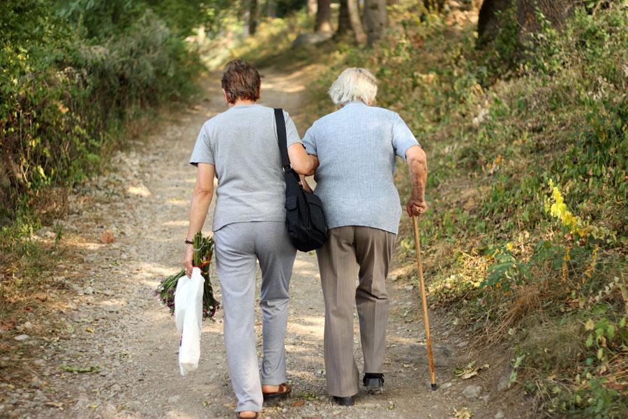 contact met oudere vrouwen Leeuwarden